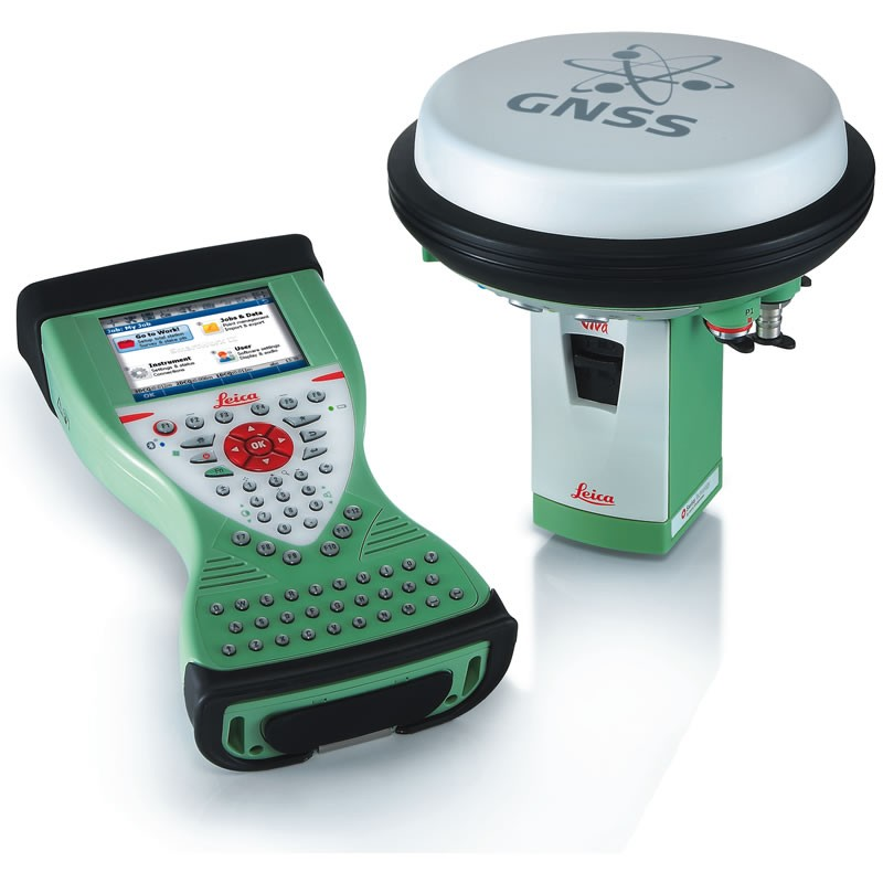 Leica GS15 Viva RTK GPS System