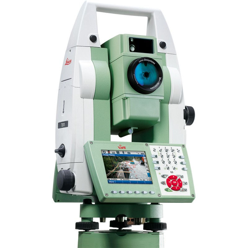 Leica Total Stations TS 11