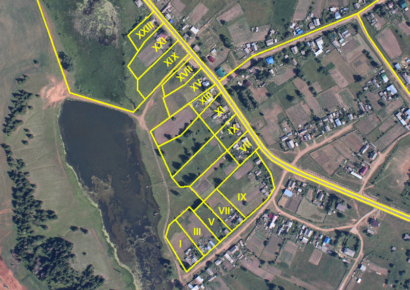 Demarcation and Boundary Survey